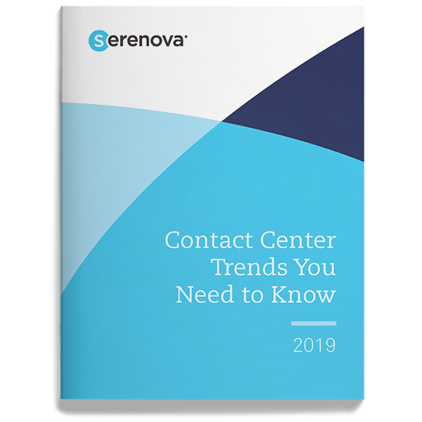 Five Contact Center Trends to Know and Use in 2019