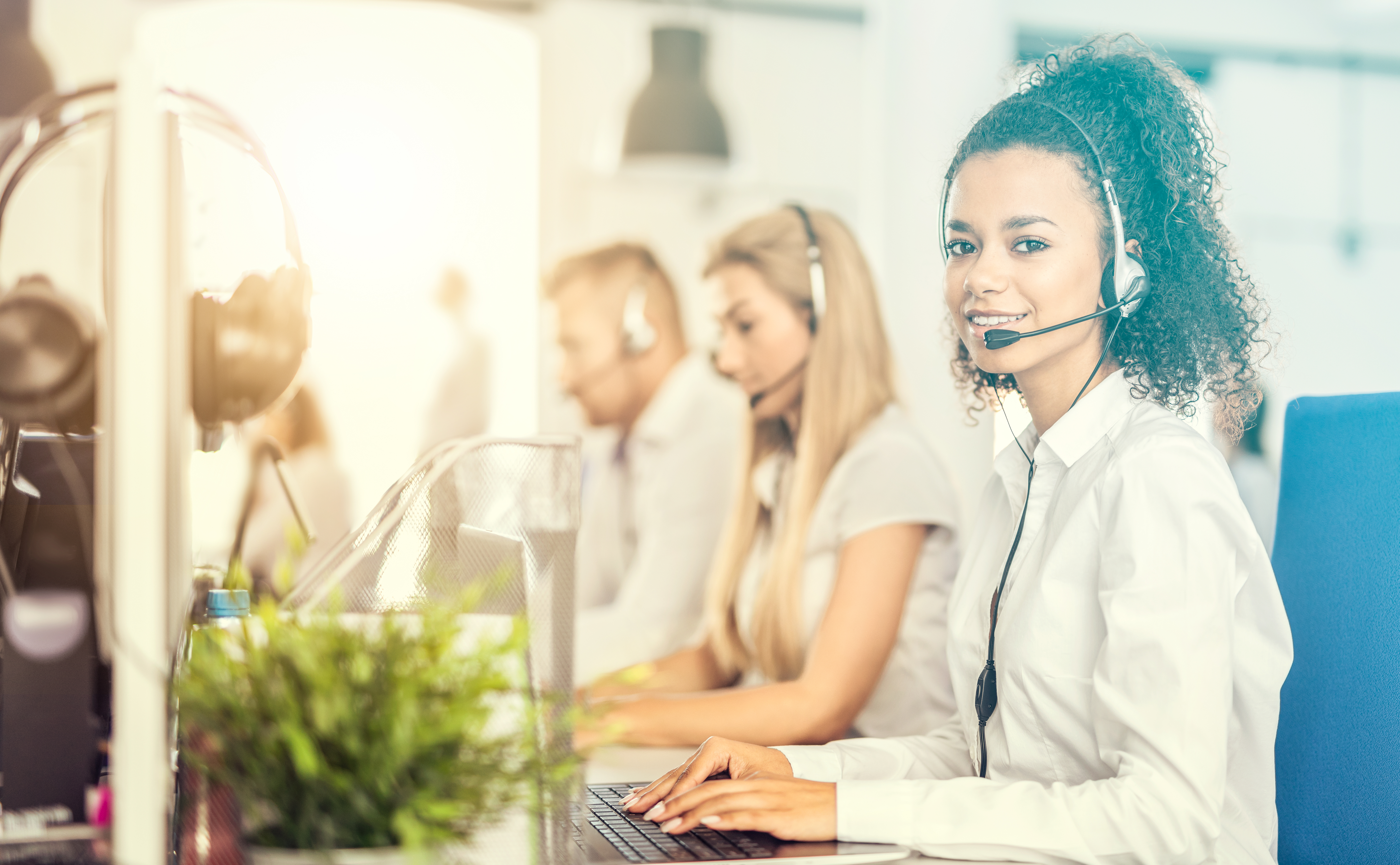 Contact center agents affect bottom line