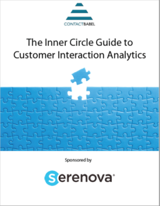 customer interaction analytics